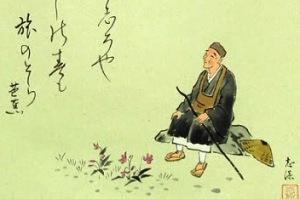 basho-Japanese poet