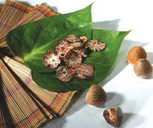 Betel-Nut - pan leaf