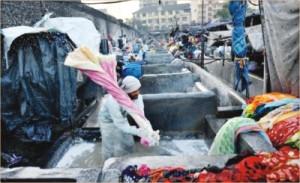 washer man