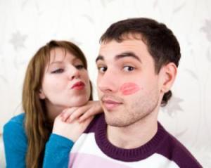mark of kiss