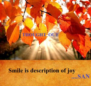 Description of joy