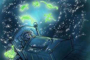 dream - dreaming boy