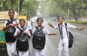Heavy Monsoon Rain In Delhi/NCR