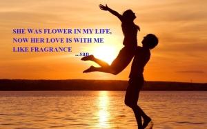 FLOWER IN MYLIFE