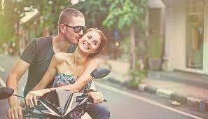happy lover