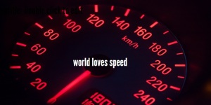 Importance of Speed