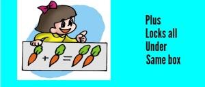 Math addition clip art