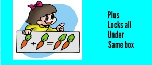 Math addition clip art