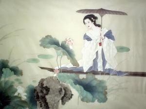 li qingzhaos - Li Qingzhao 李清照