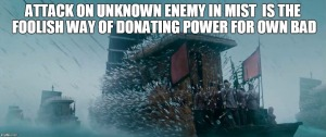 DONATION OF POWER