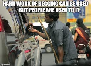 Young Beggar