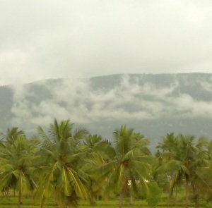hill stoping cloud