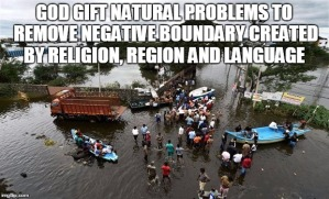Rain In Chennai - Tamilnadu Flood-natural clamity