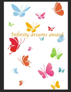 infinity dream award