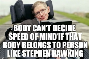 stephen hawking quote - quote about stephen hawking