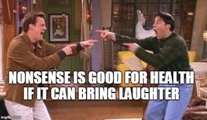 Friends - funny scene - Friends quote