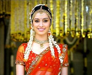 Shraddha-Kapoor-Gajra