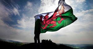 welsh-flag-Welsh poem