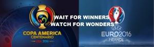EURO - COPA - EURO 2016 - COPA 2016