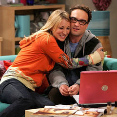 Leonard and Penny - TV couple