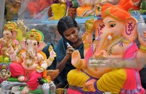 Ganesh charurthi - ganesh festival