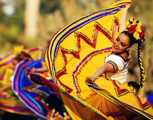 Latin American dance - Mexico