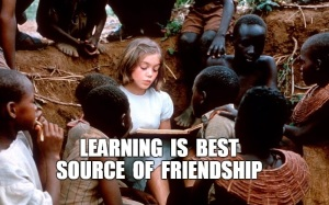 Source of Friendship